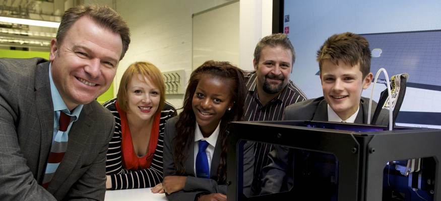 UTC Sheffield opens to students