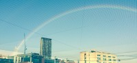 UTC-Sheffield-rooftop-rainbow
