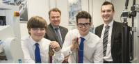 Award for Sheffield UTC Students