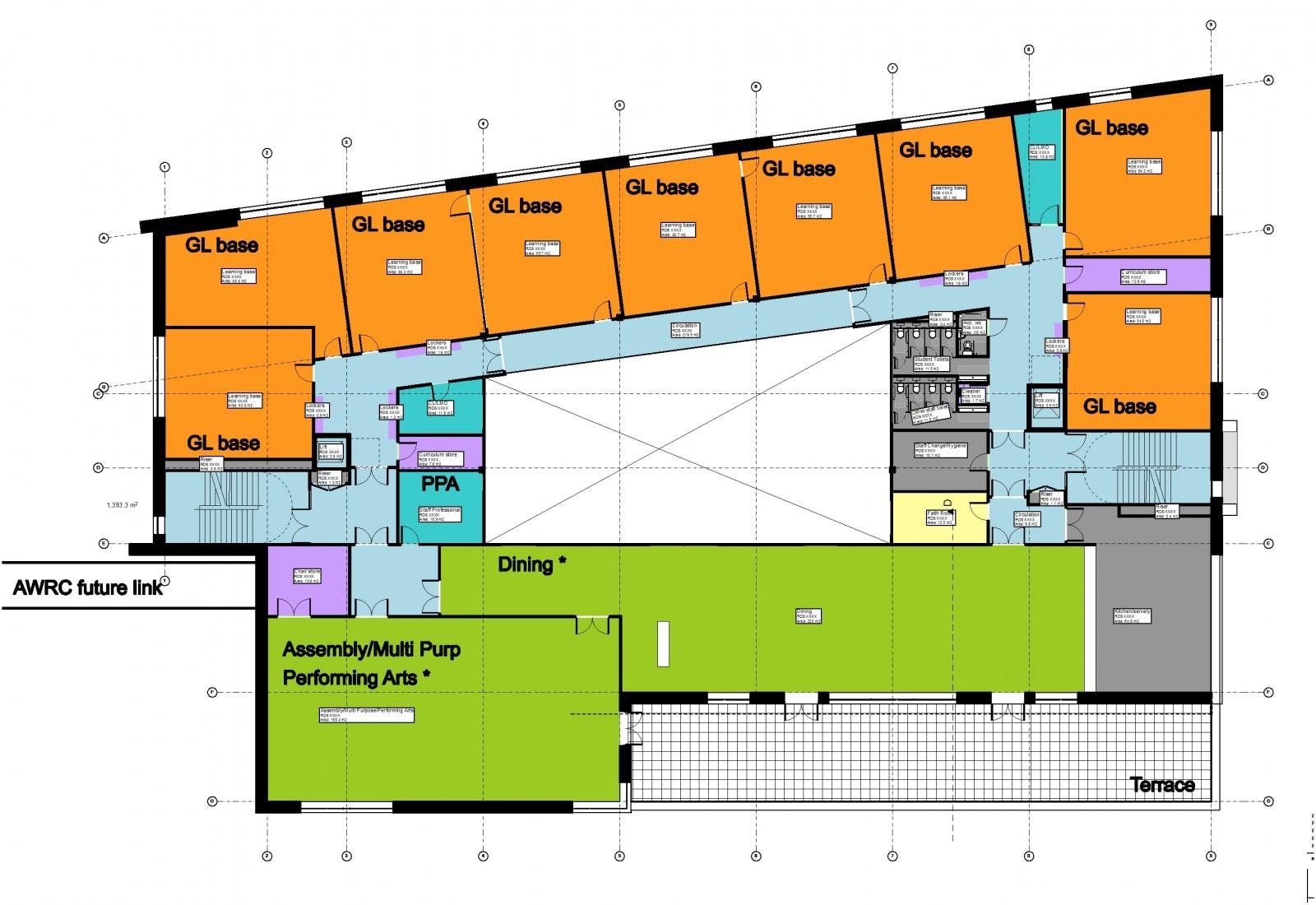 Sheffield Arena Floor Plan - Photo Echo Arena Floor Plan