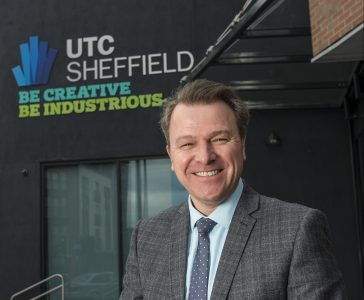 Nick Crew, Sheffield UTC Executive Principal