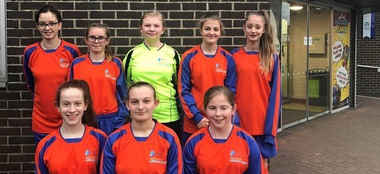 UTC OLP Girls Futsal Team